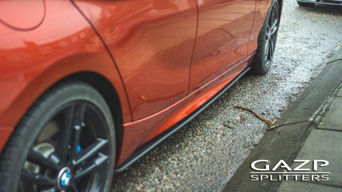 BMW 1 Series F20 F21 Side Extensions